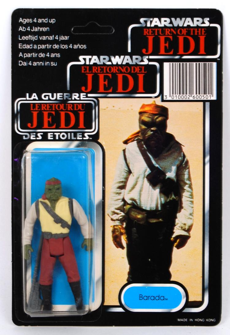 STAR WARS: An original rare vi