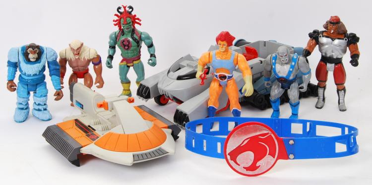 THUNDERCATS: A collection of a