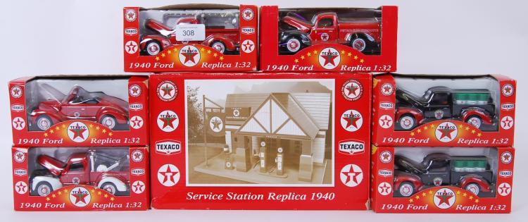 TEXACO: A collection of Texaco