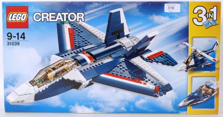LEGO: An original Lego Creator