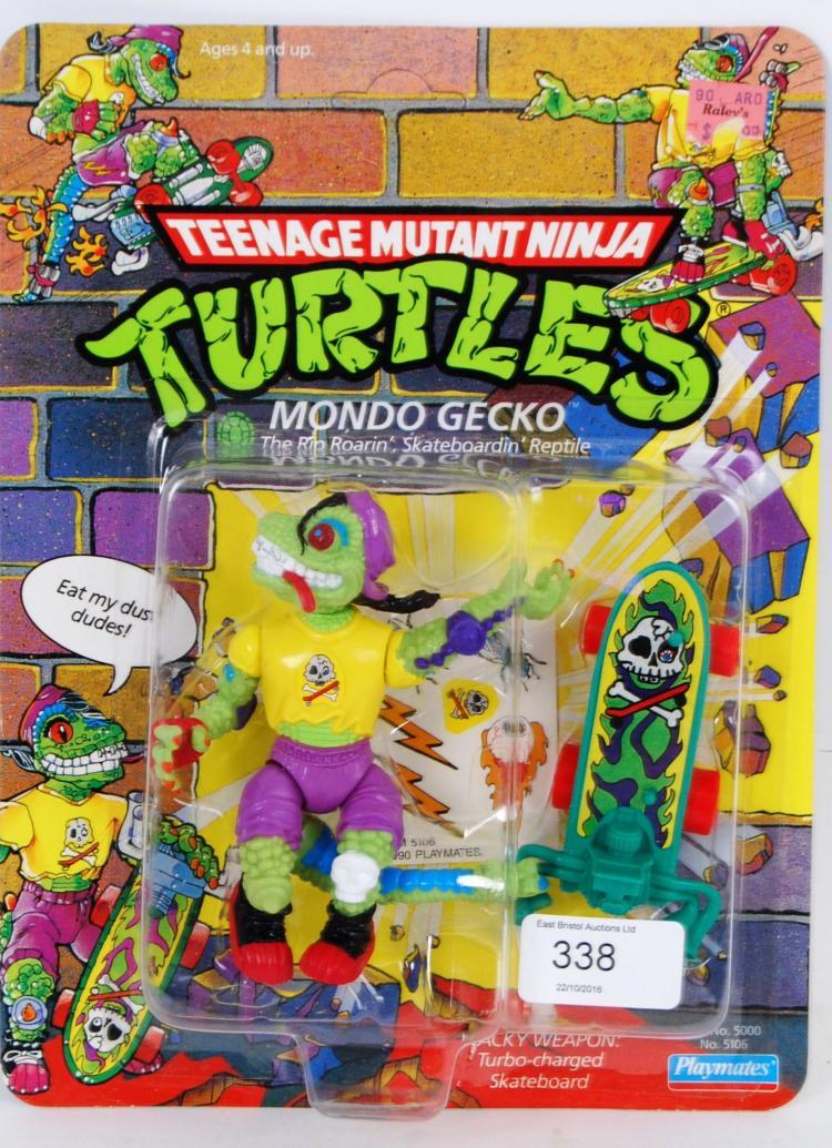 TEENAGE MUTANT NINJA TURTLES;