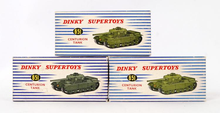 DINKY: From an ex-shop stock t