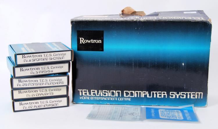 ROWTRON: An original vintage '