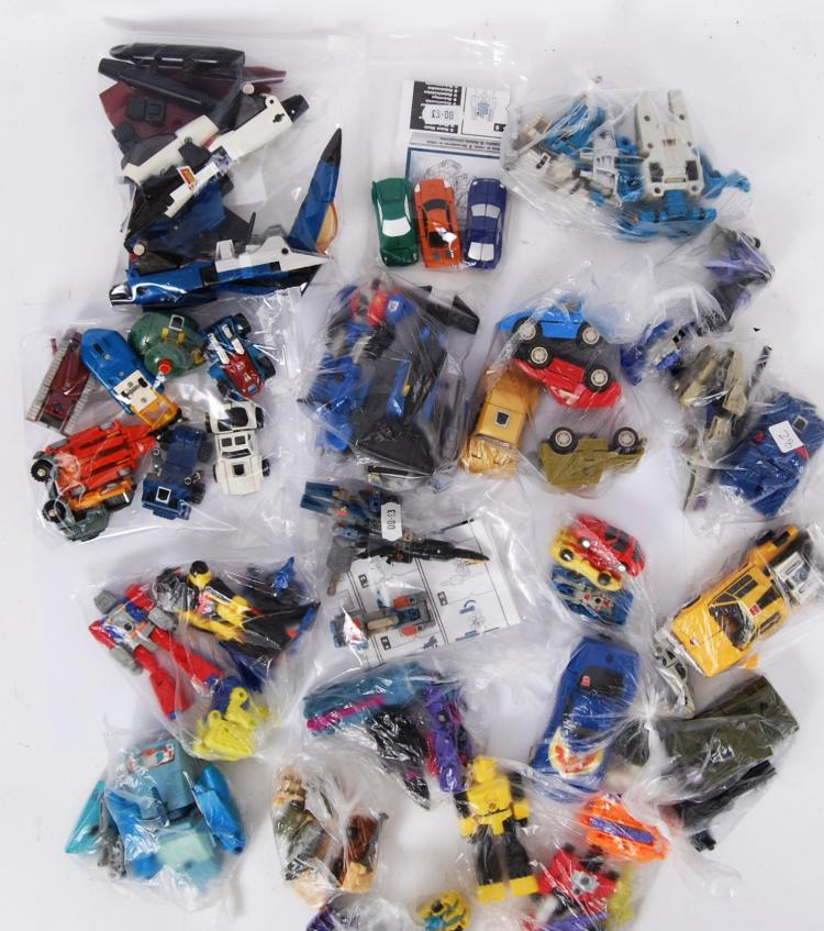 TRANSFORMERS: A very good coll