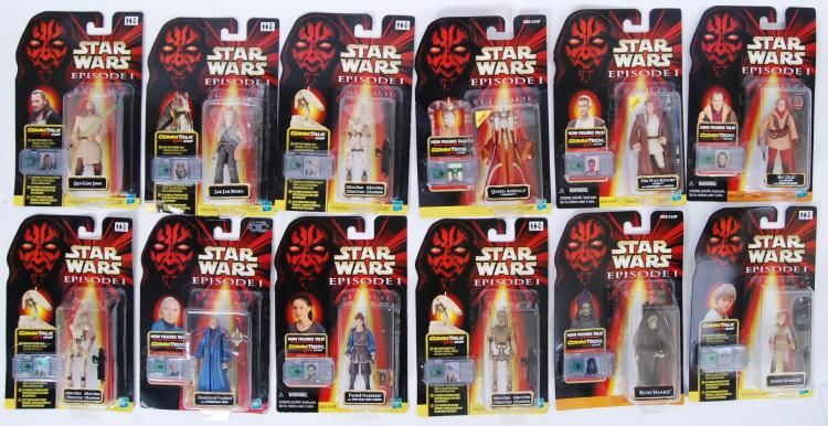 STAR WARS: A collection of 12x