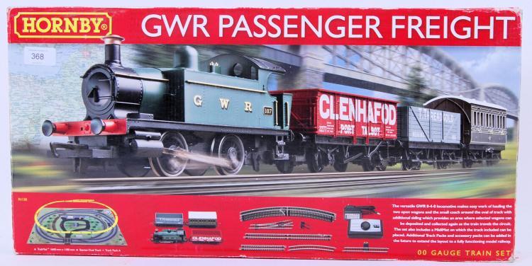 HORNBY: A Hornby 00 Gauge GWR