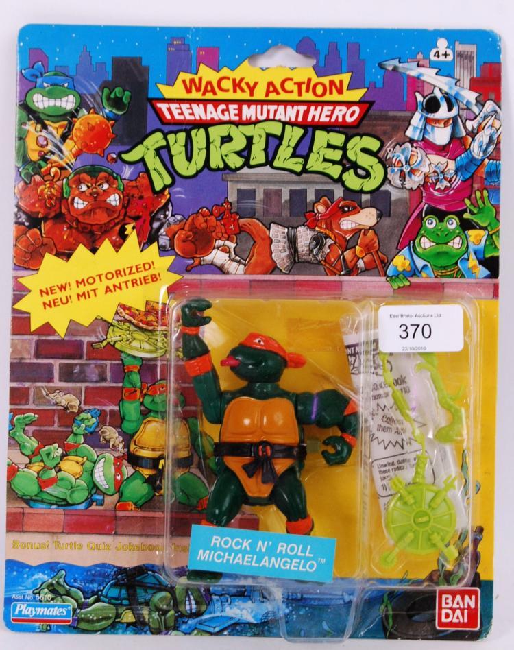 TEENAGE MUTANT HERO TURTLES: A