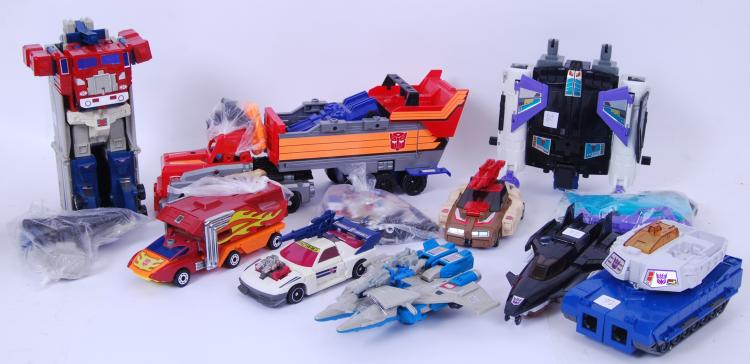 TRANSFORMERS: A collection of