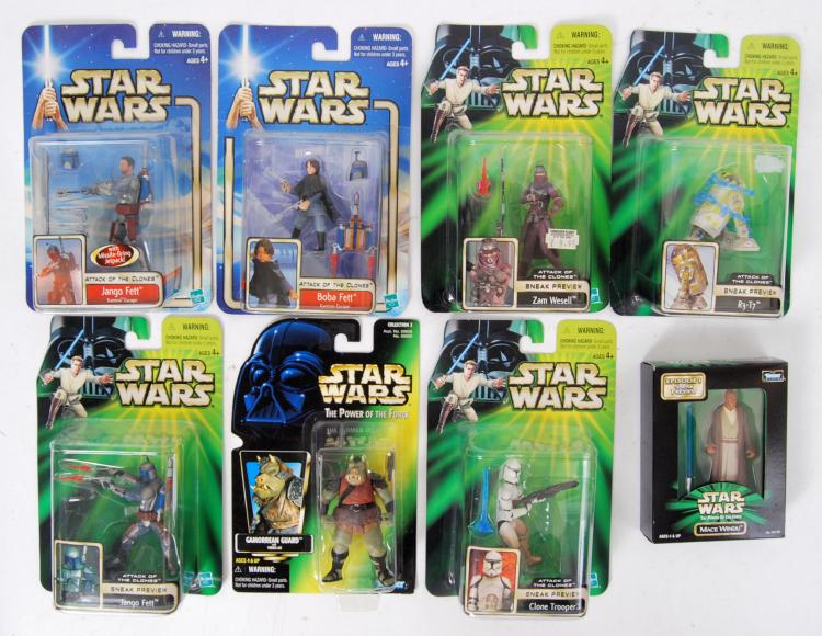 STAR WARS: A collection of 8x