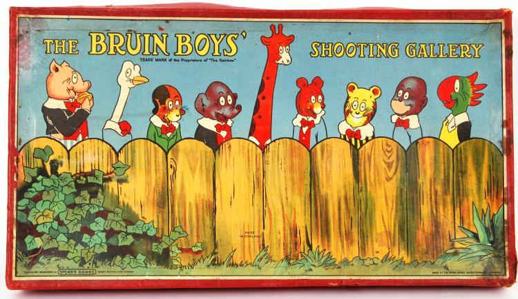 THE BRUIN BOYS: A rare c1930's