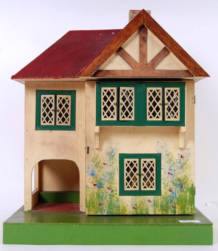 TRIANG DOLLS HOUSE: An origina
