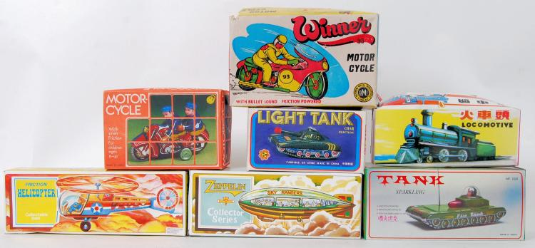 TINPLATE: A collection of 7x v