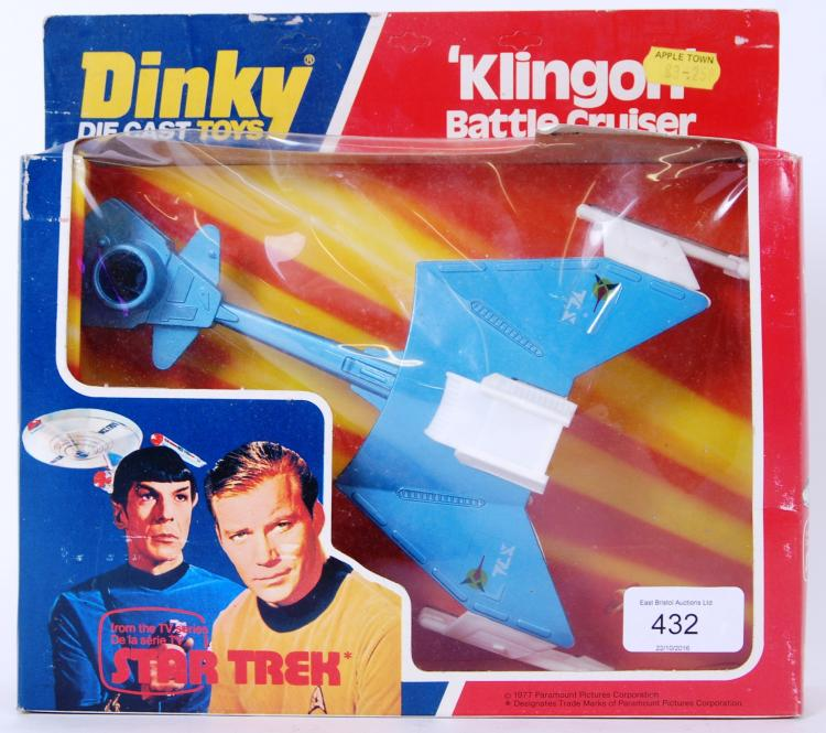 DINKY STAR TREK: An original v