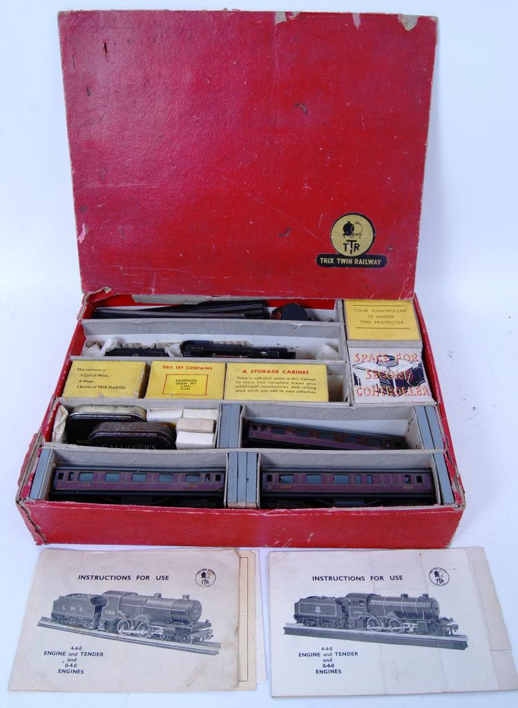 TRIX: An original vintage Trix