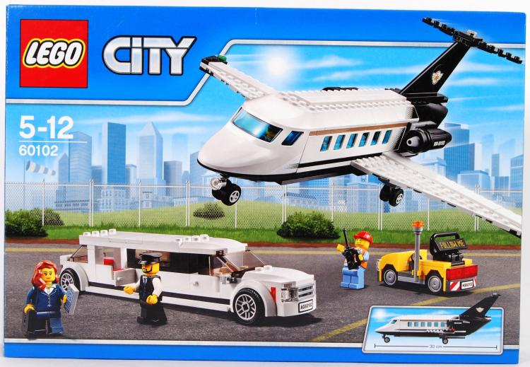 LEGO: A Lego City set 60102 Ai