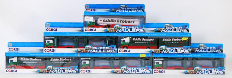 EDDIE STOBART: A colelction of