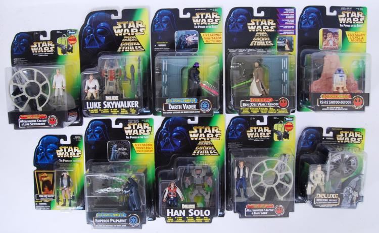 STAR WARS: A collection of 10x