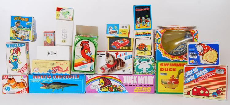 TINPLATE: A large collection o