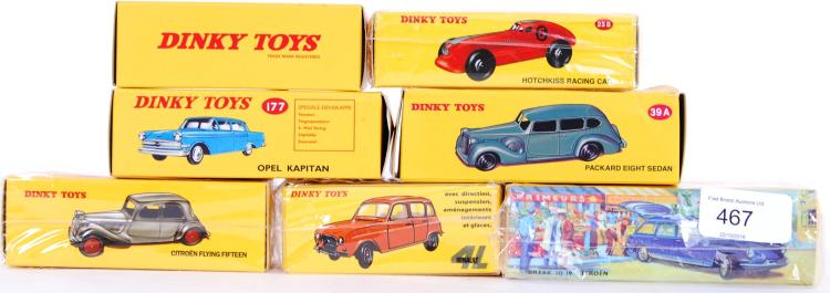 DINKY: A collection of 9x Dink