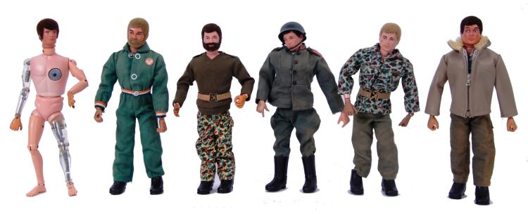 ACTION MAN: A good and varied
