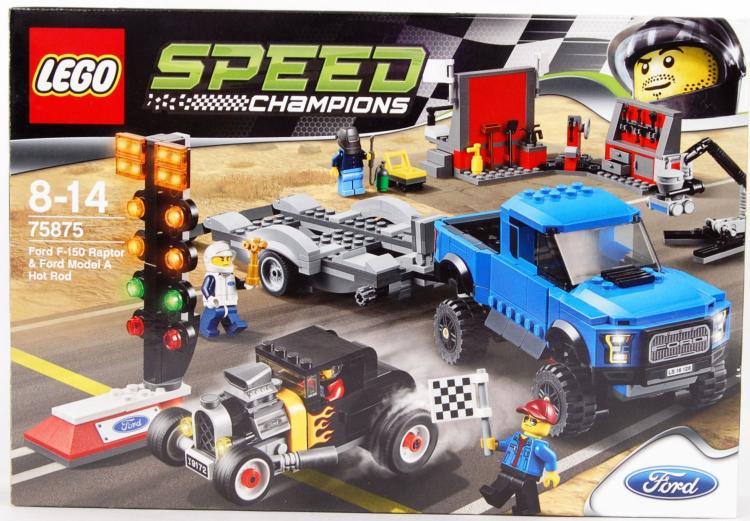 LEGO: A Lego Speed Champions s