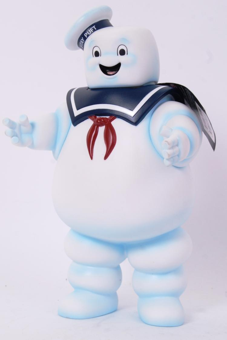 GHOSTBUSTERS: A large 11'' tal
