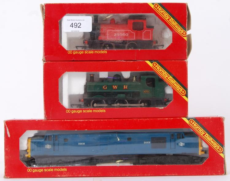 HORNBY: A collection of three