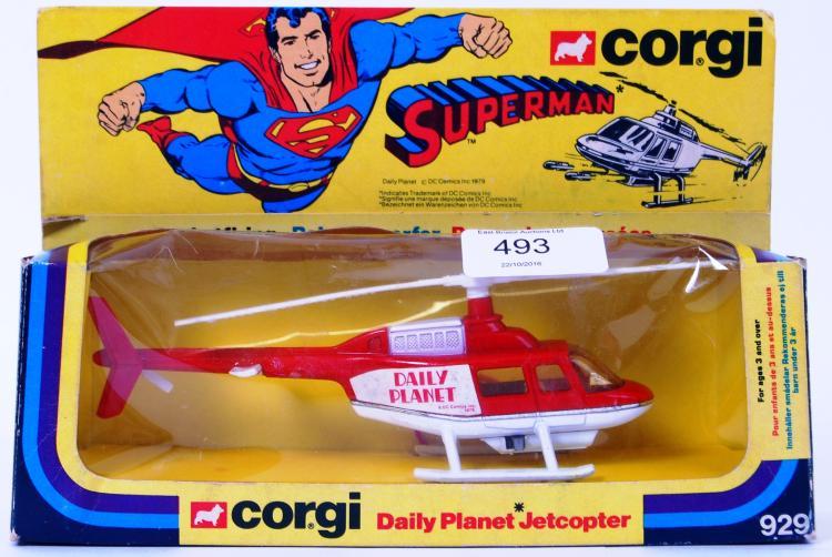 CORGI: An original vintage Cor