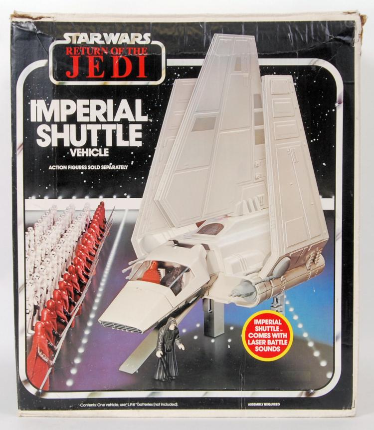 STAR WARS IMPERIAL SHUTTLE: A