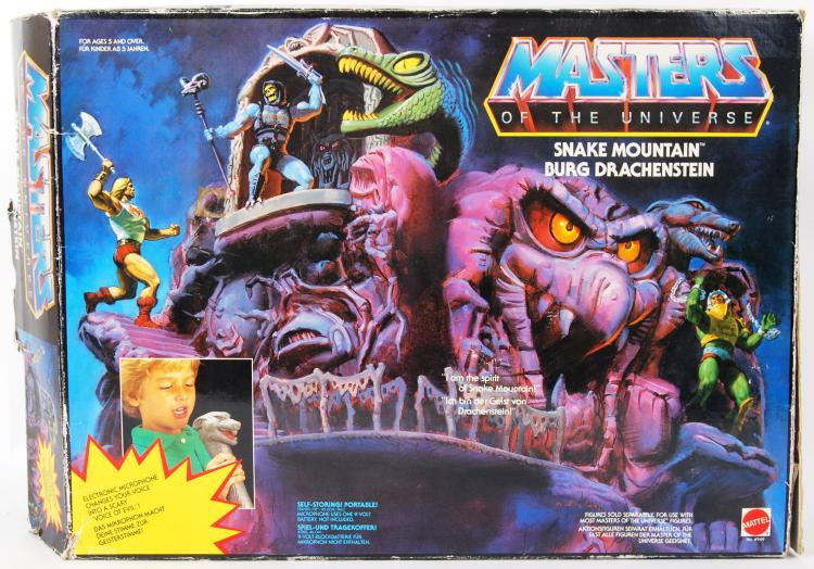 MASTERS OF THE UNIVERSE: An or