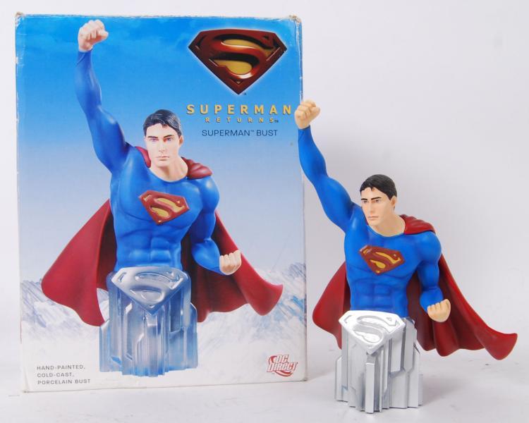 SUPERMAN: A DC Direct cold cas
