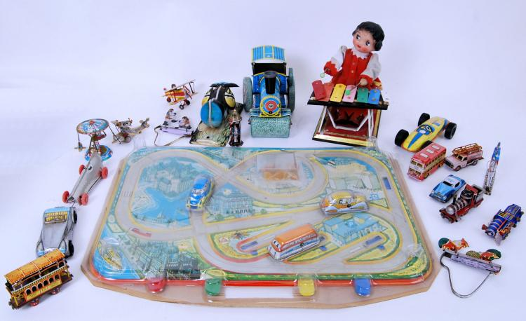TINPLATE: A collection of asso
