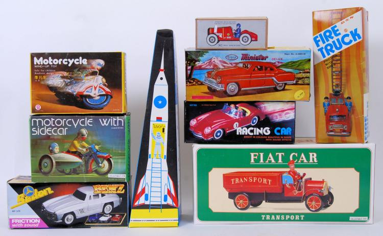 TINPLATE: A collection of 9x R