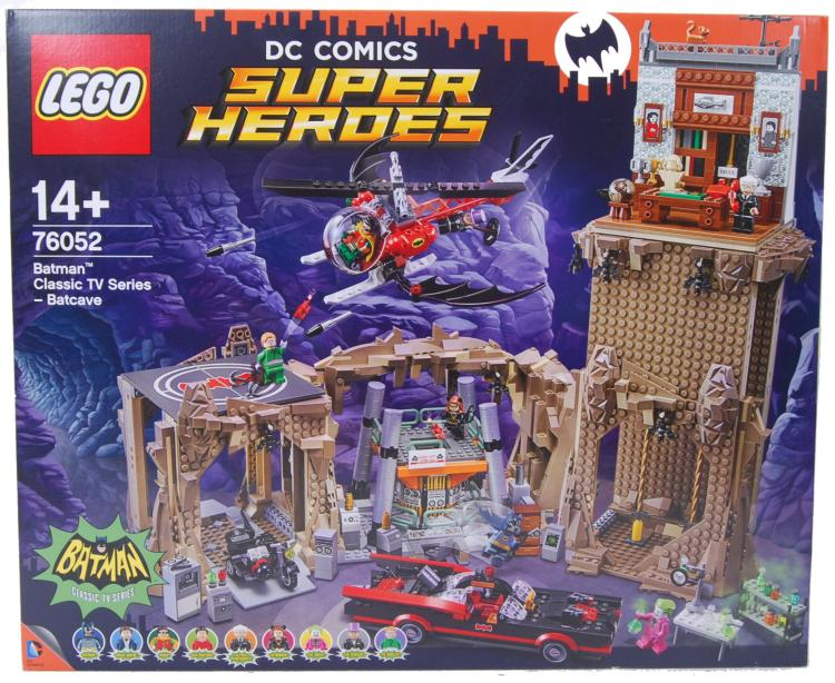 LEGO: A brand new Lego DC Comi