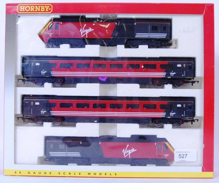 HORNBY: A Hornby 00 gauge rail