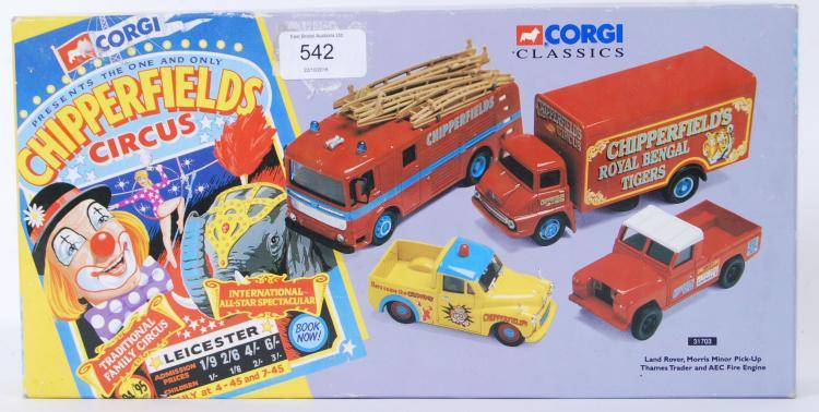 CORGI CHIPPERFIELDS: A Corgi C