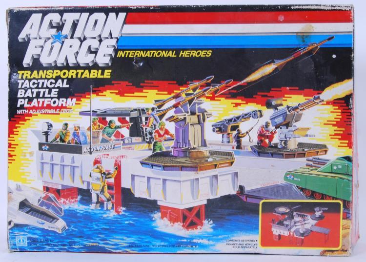 ACTION FORCE; An original vint