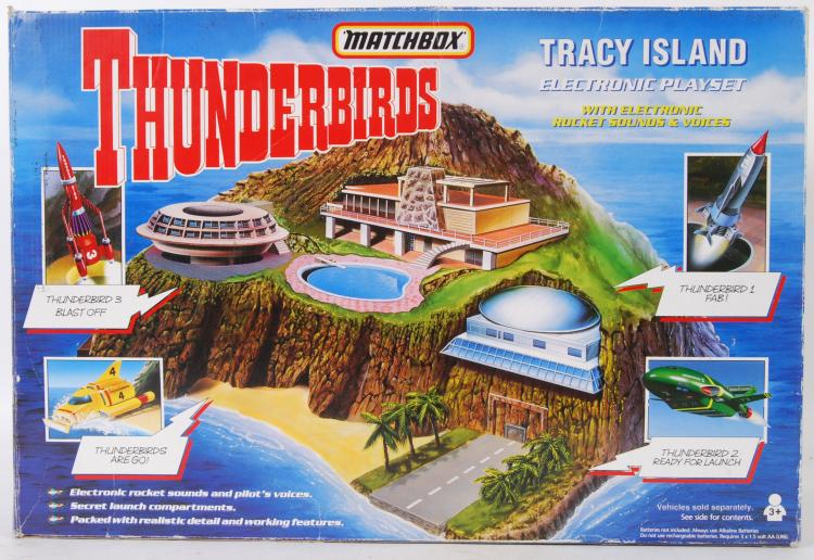 THUNDERBIRDS: A Matchbox made