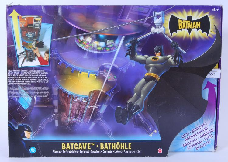 BATMAN: A Mattel made DC ' Bat