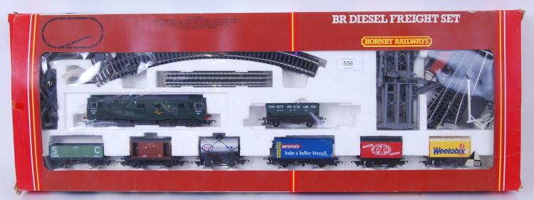 HORNBY: A Hornby 00 guage rail