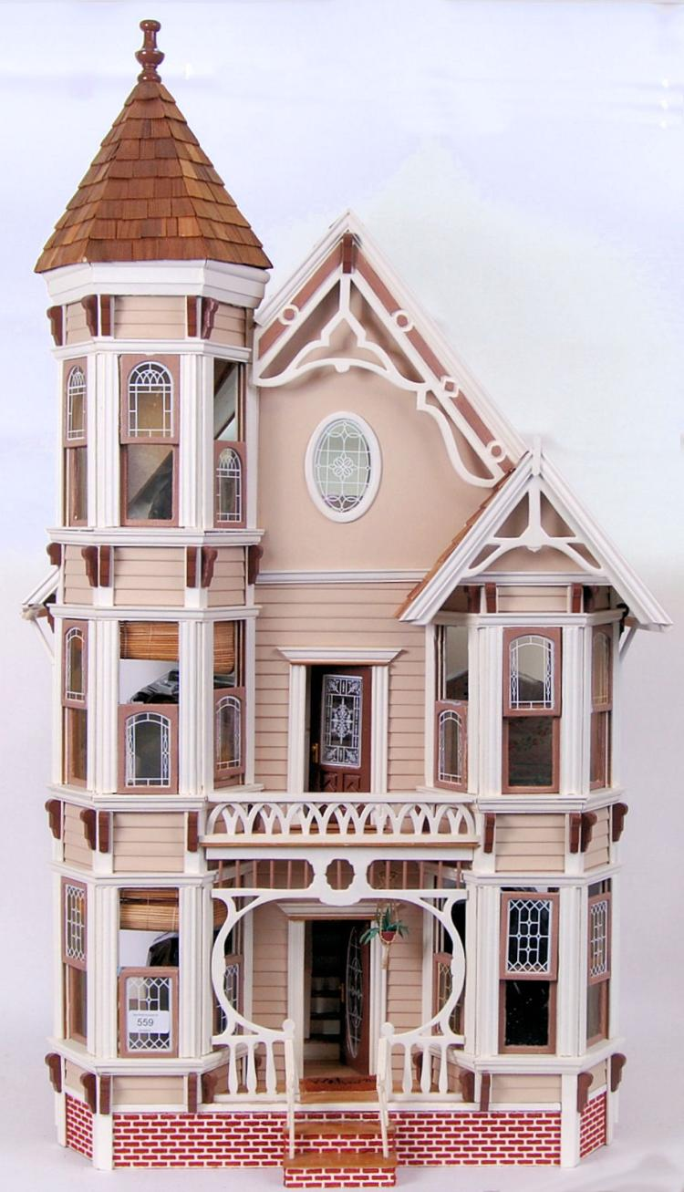 SAN FRANCISCO DOLLS HOUSE: A b