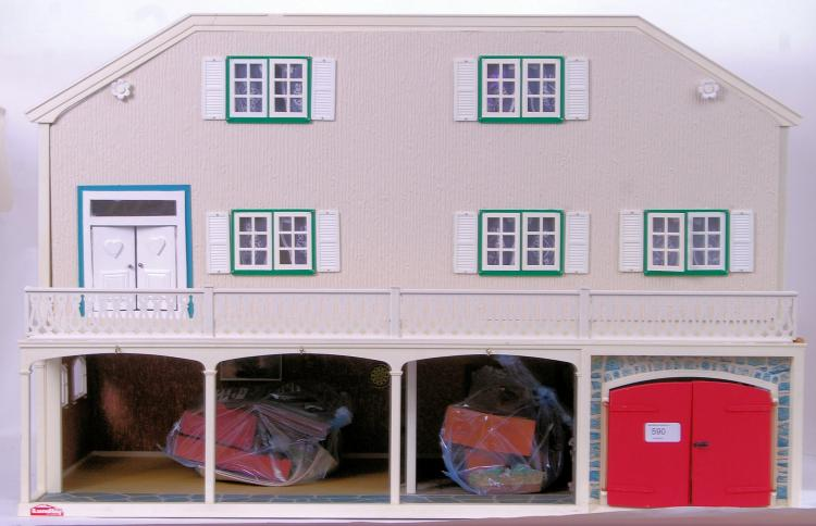 LUNDBY DOLLS HOUSE: A good vin
