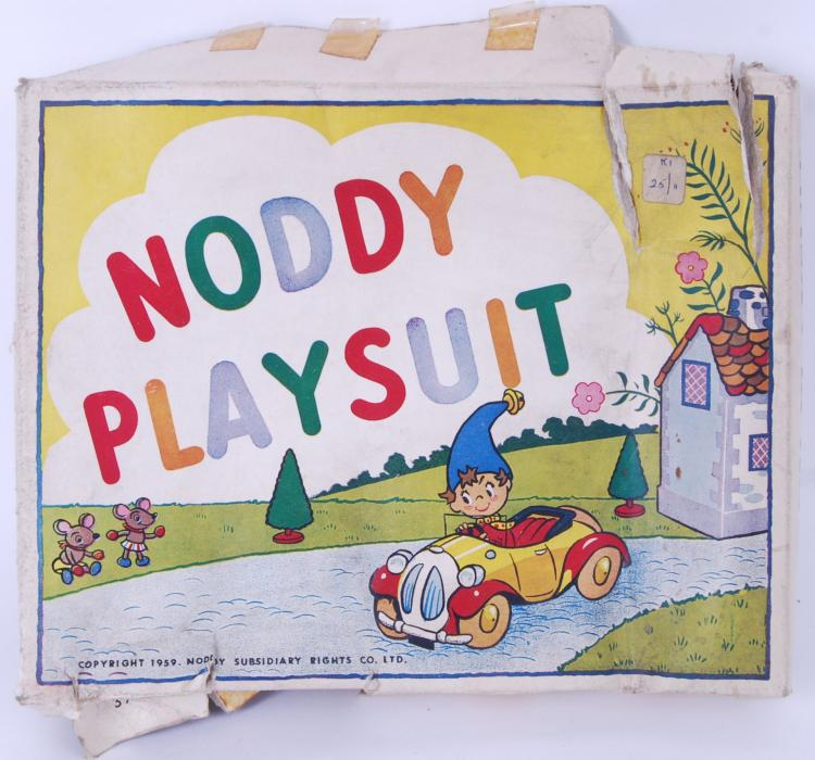 NODDY PLAYSUIT: A very rare 19