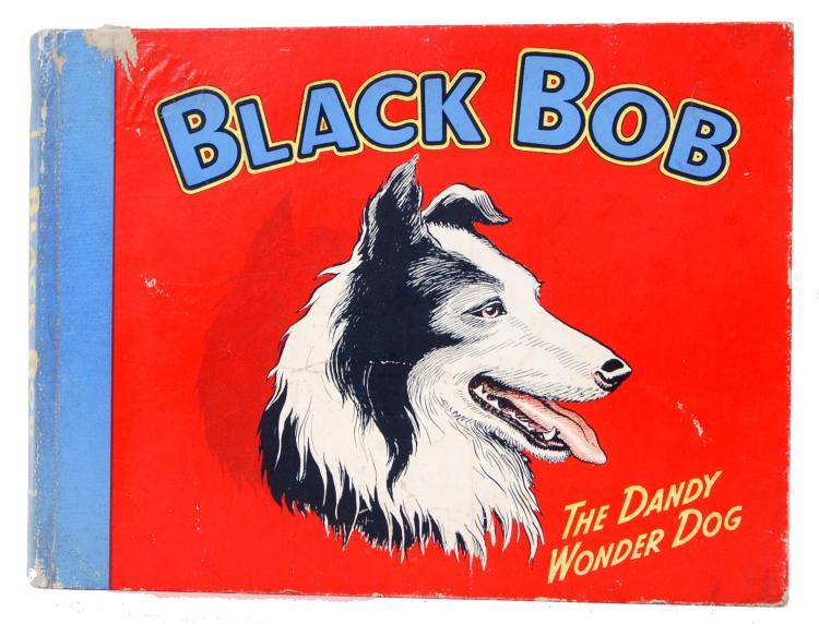 BLACK BOB: A charming vintage