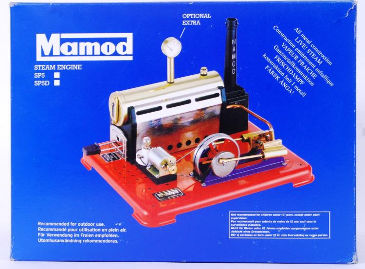MAMOD: An original vintage Mam