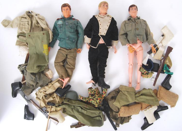 ACTION MAN: A collection of 3x