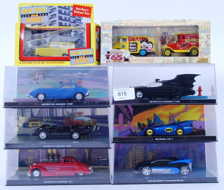 TV / FILM DIECAST: A collectio