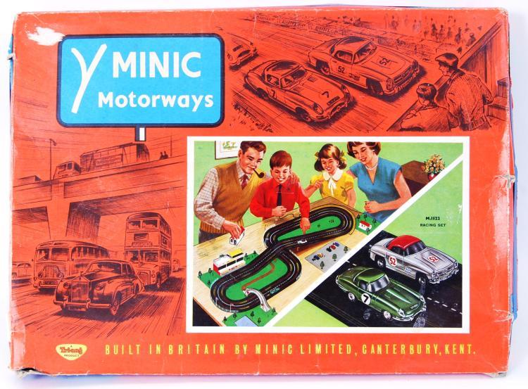 TRIANG MINIC MOTORWAYS: An ori