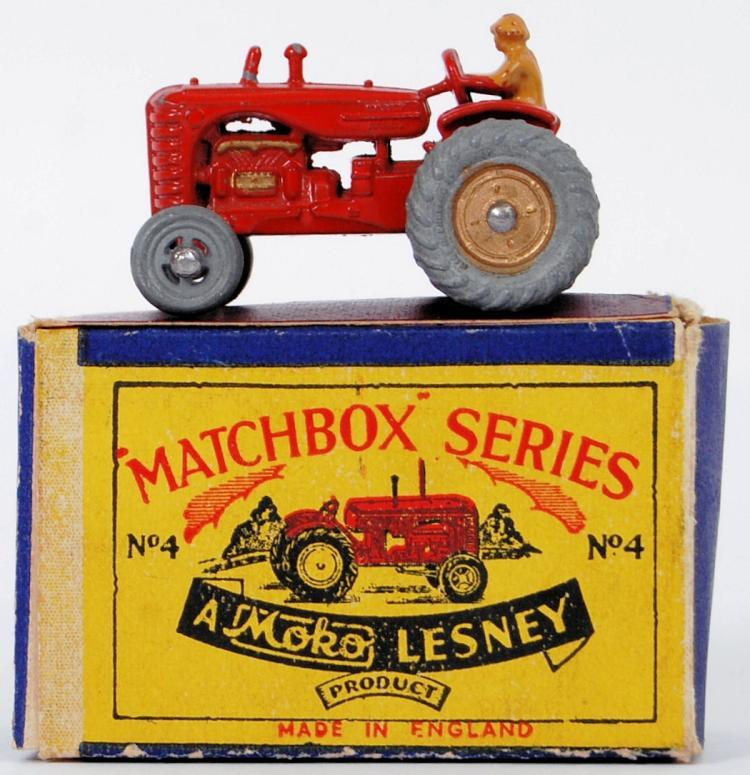 MATCHBOX MOKO LESNEY: A vintag