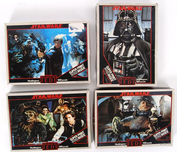 STAR WARS: A collection of 4x